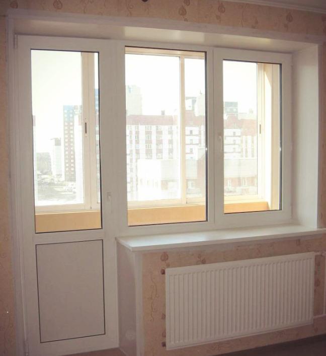 Пластиковые окна, лоджии и балконы, перегородки . цена - дог.